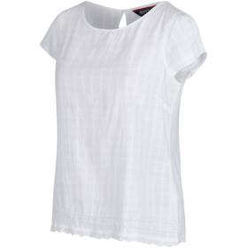 Regatta Jakayla T-Shirt Damen white dobby